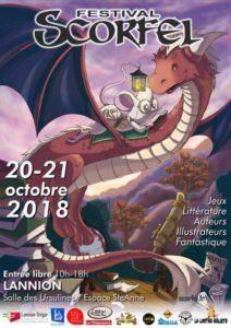 Festival Scorfel @ Salle des Ursulines, Lannion