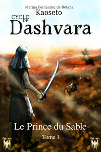 Couverture du tome 1 du Cycle de Dashvara