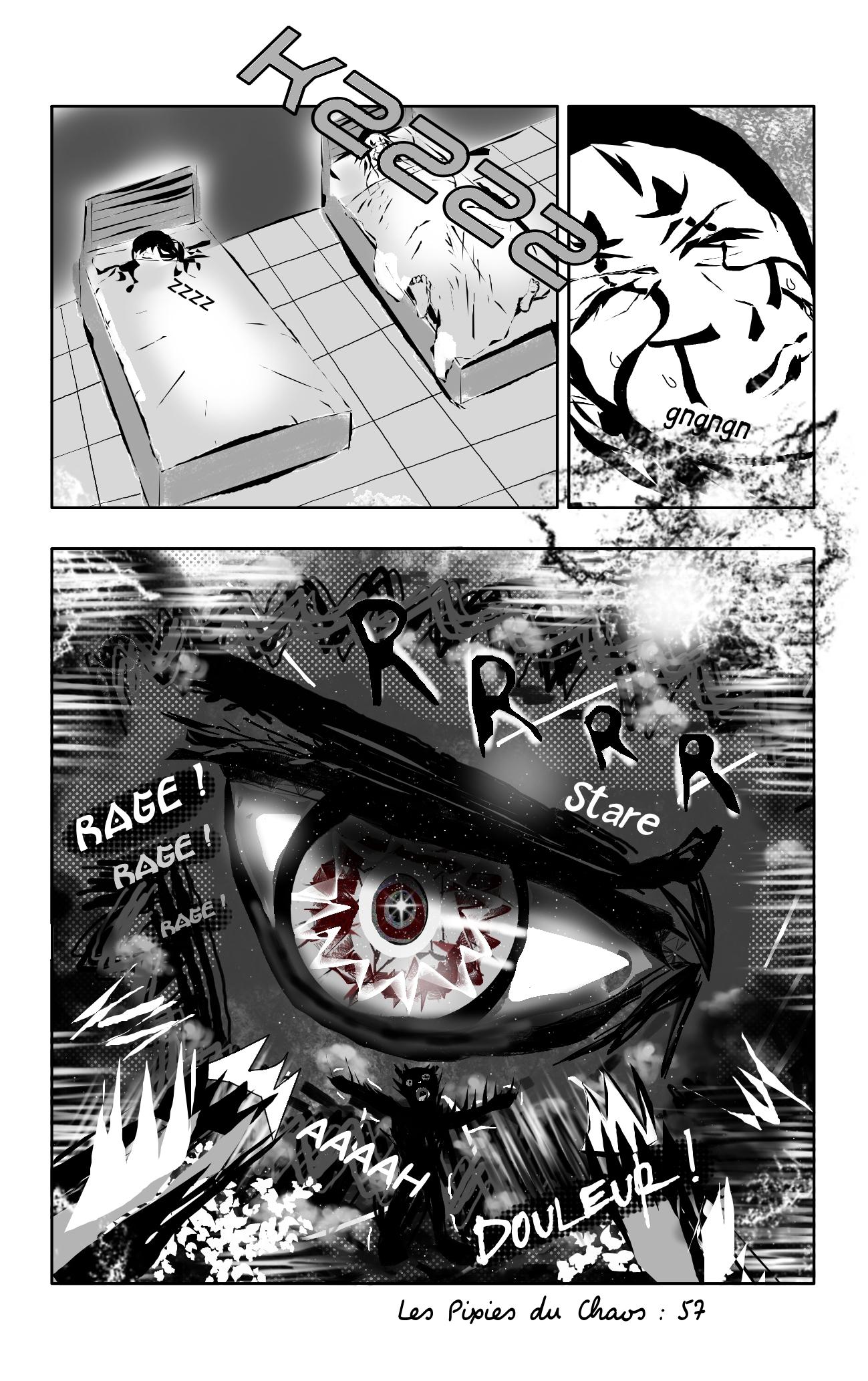 Les Pixies du Chaos - Bande dessinée