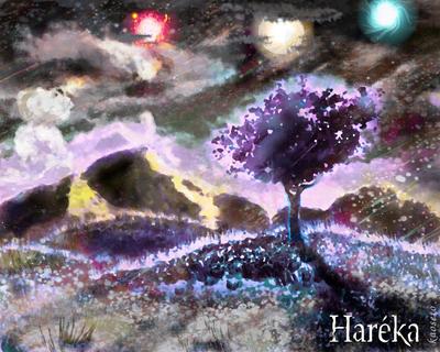 Kaoseto - Trois lunes de Haréka: Gemme, Lune et Bougie