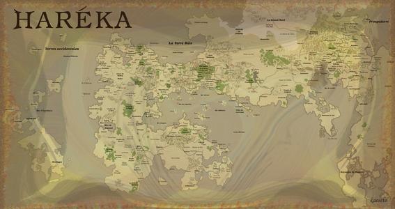 Monde d'Haréka