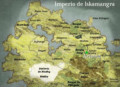 Imperio de Iskamangra