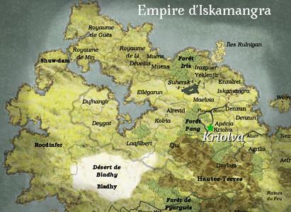 Empire d'Iskamangra
