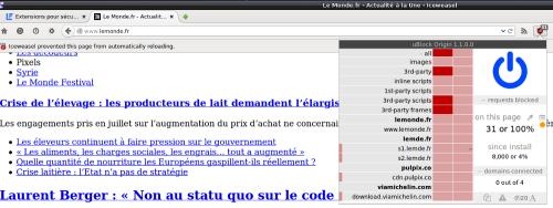 UblockO - lemonde.fr