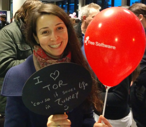 Tor sauve des vie en Turquie