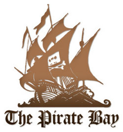 Logo de Pirate Bay