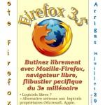 Affiche Fête Firefox 3.5@Libres-Ailé(e)s, CC-By-SA