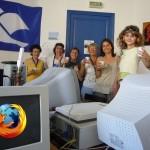 Quelques adhérentes de Libres-Ailé(e)s@Libres-Ailé(e)s, CC-By-SA