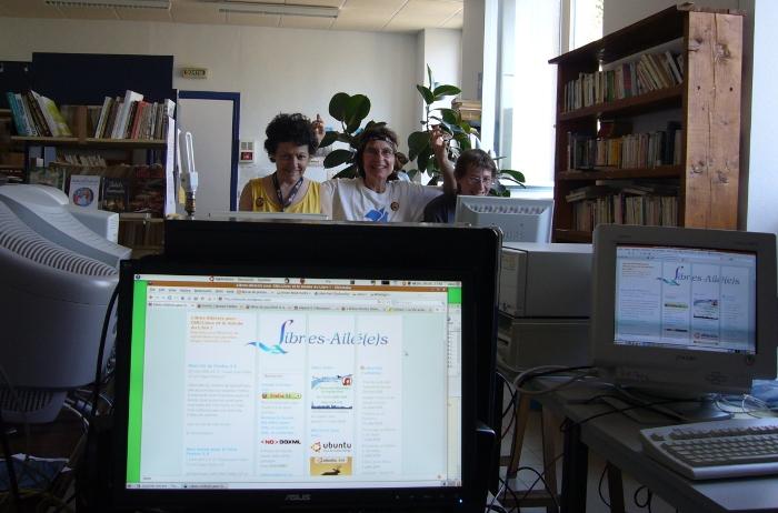 Firefox 3.5, Pentium 4 rénové@Libres-Ailé(e)s, CC-By-SA