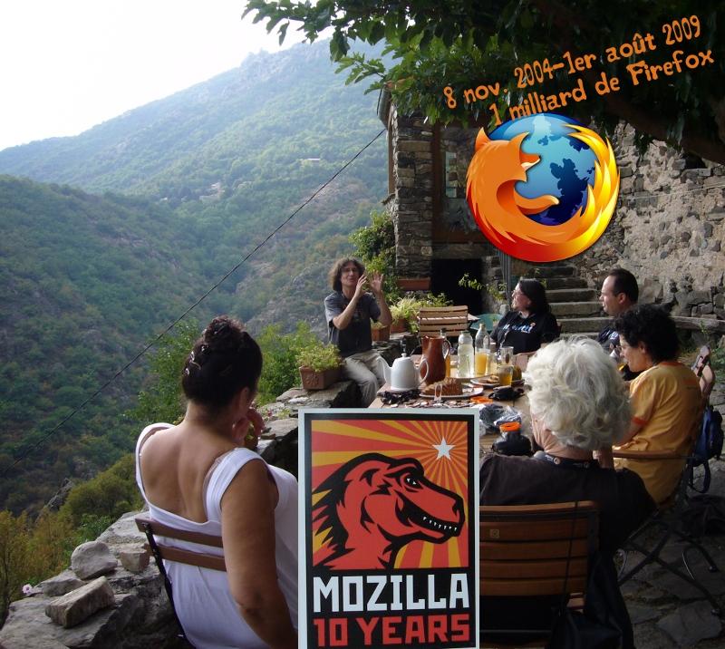 2.Firefox et Mozilla: leçon d'histoire naturelle
