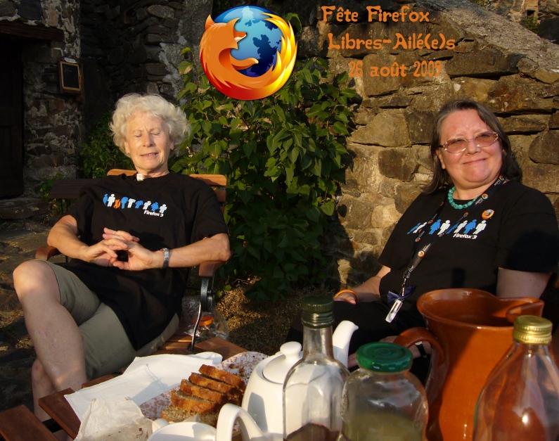 5.Repos en Firefox entre deux bavardages