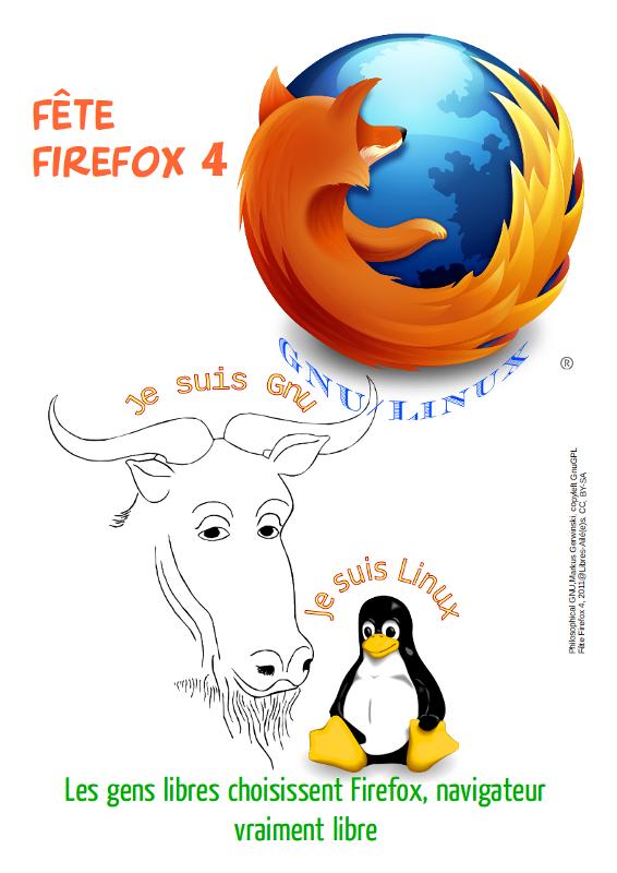 Image  pour la fete Firefox 4