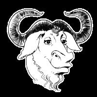 emblemo de GNU
