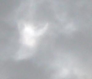 Éclipse 20 mars 2015