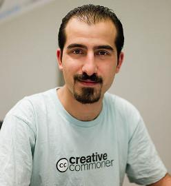 Bassel Khartabil, Wikimedia