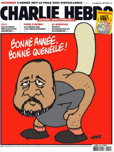 dieudescons, vu par Charb