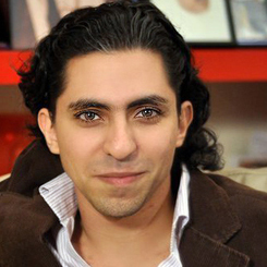 Raif Badawi, Wikimedia