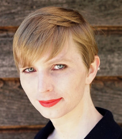 Chelsea Manning, 18 mai 2017