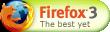 Utilisez Firefox 3!
