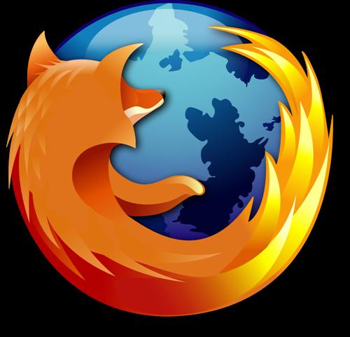 Ancien logo de Firefox