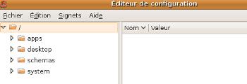Gconf-editor