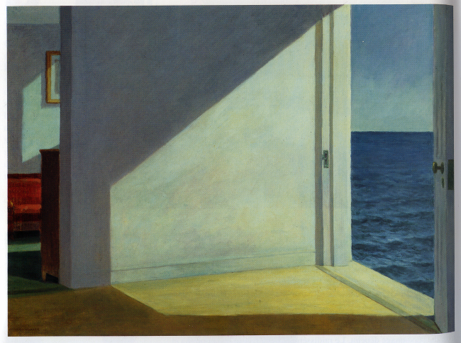 Rooms By The Sea, Hopper