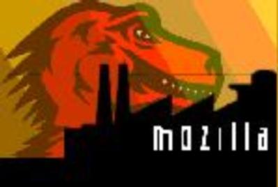 Splashscreen Mozilla