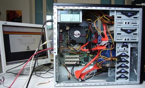 Pentium IV dans un grand boitier