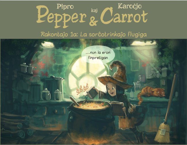 pipro_karot (David Revoy) titolbildo esperante 01