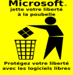 Logo contre Windows7