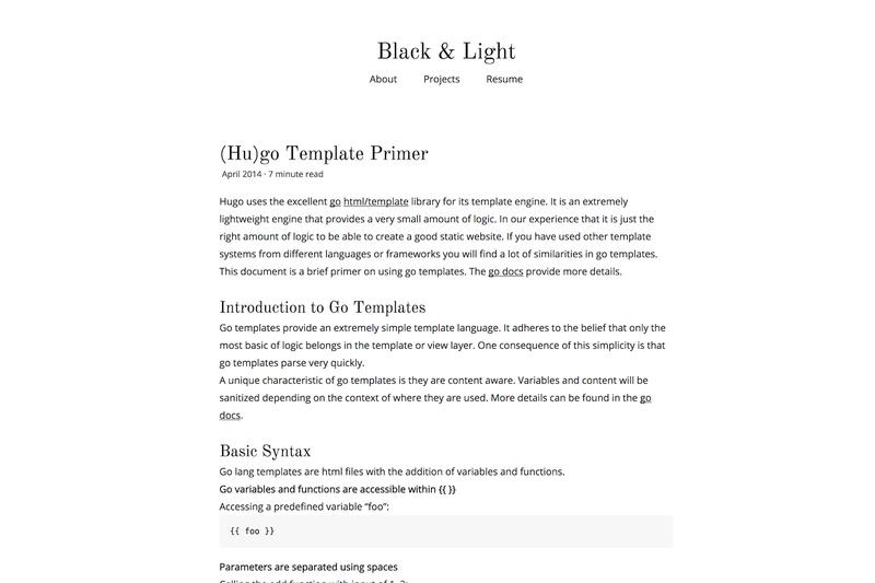 light theme