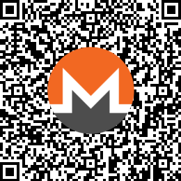 Monero Donation QR Code