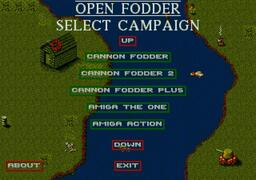 [Cannon Fodder 1 & 2 (1993 & 1994, with Open Fodder)]
