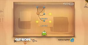 [Cut the Rope]