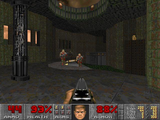Chocolate Doom - Le Bottin des Jeux Linux