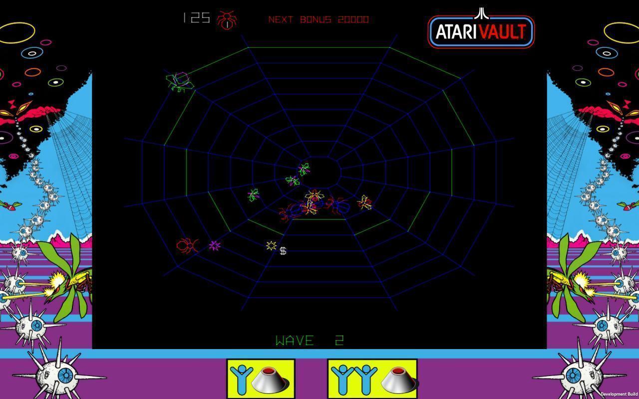 Atari Vault - Le Bottin des Jeux Linux