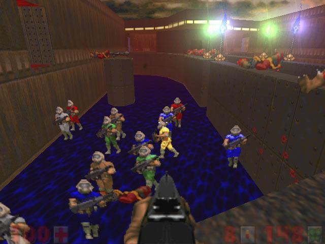 Doom Legacy - Le Bottin des Jeux Linux