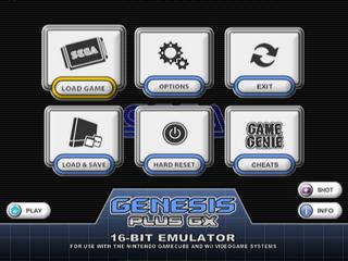 Genesis Plus GX - Le Bottin des Jeux Linux