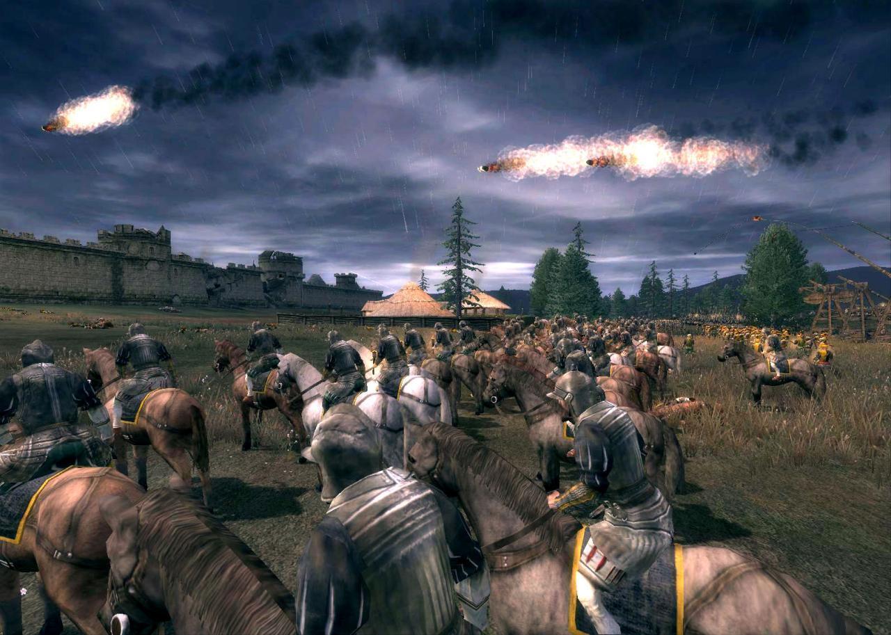 Medieval II: Total War - Le Bottin des Jeux Linux