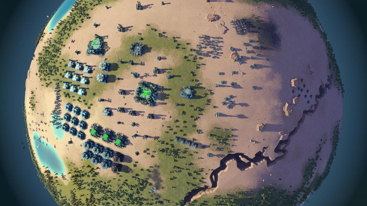 Planetary Annihilation - Le Bottin des Jeux Linux