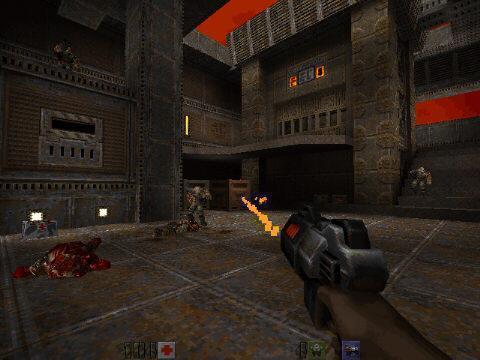Quake 2 - Le Bottin des Jeux Linux