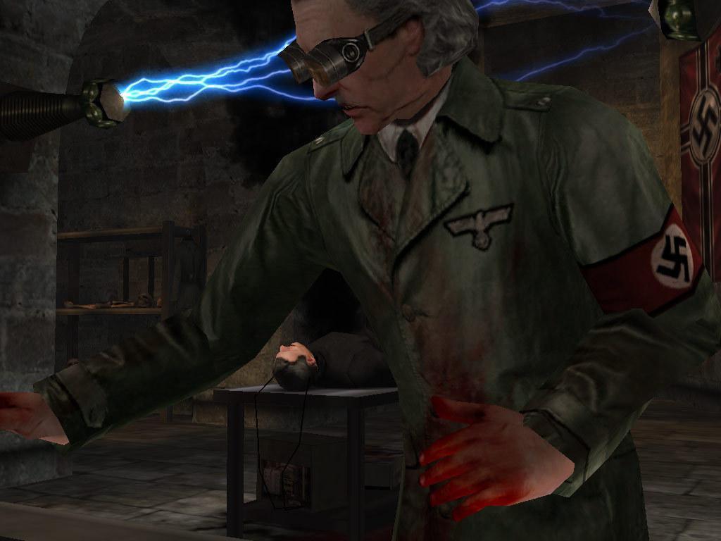 Return To Castle Wolfenstein - Le Bottin des Jeux Linux