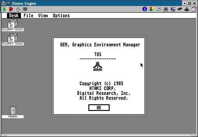 Steem - Le Bottin des Jeux Linux