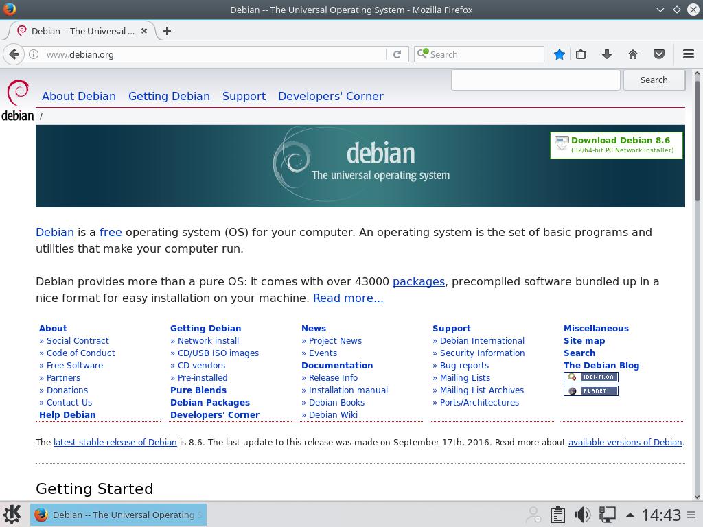 Fix Font Rendering in Debian – Salman's Blog